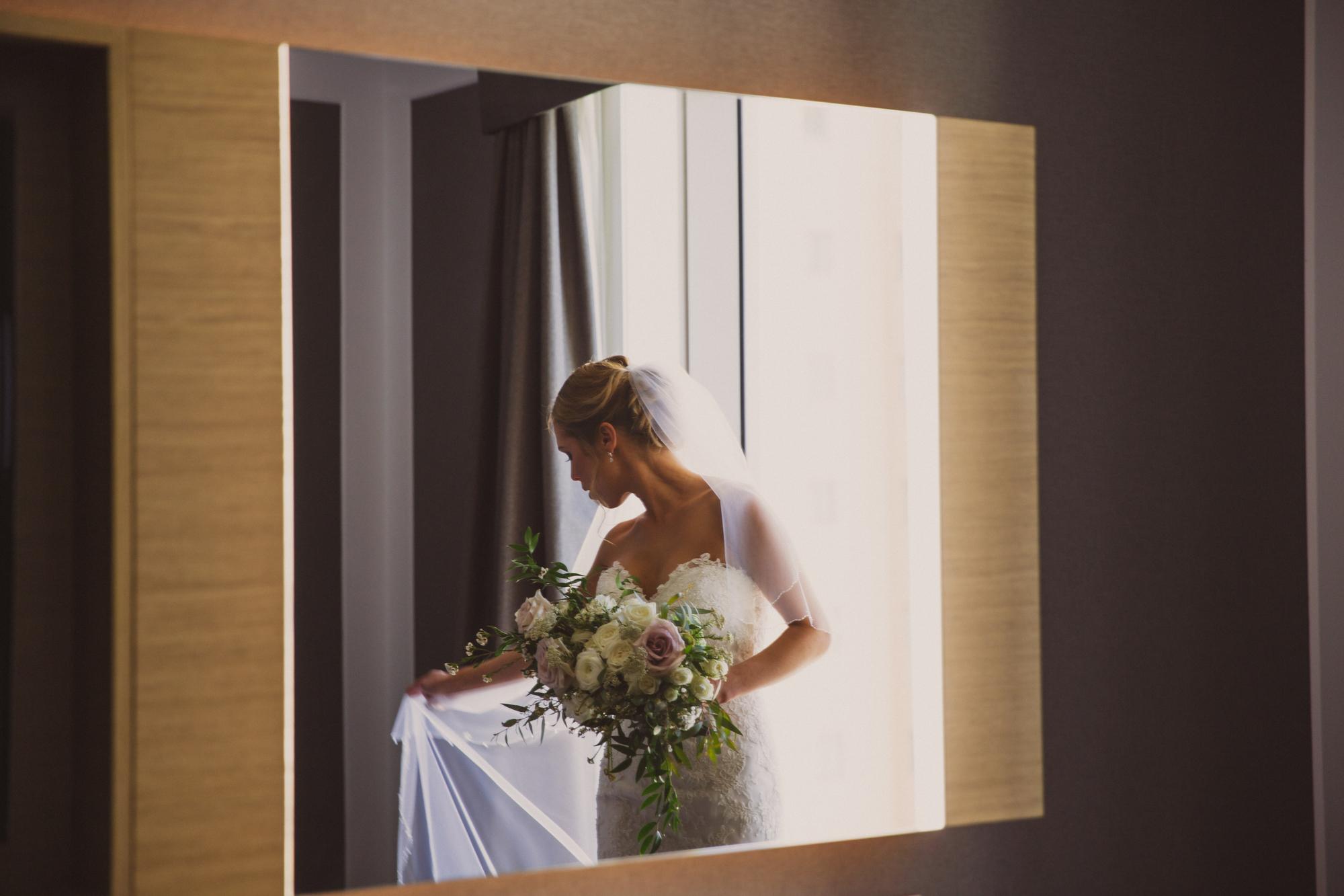 Natural Brisbane Wedding Photographer