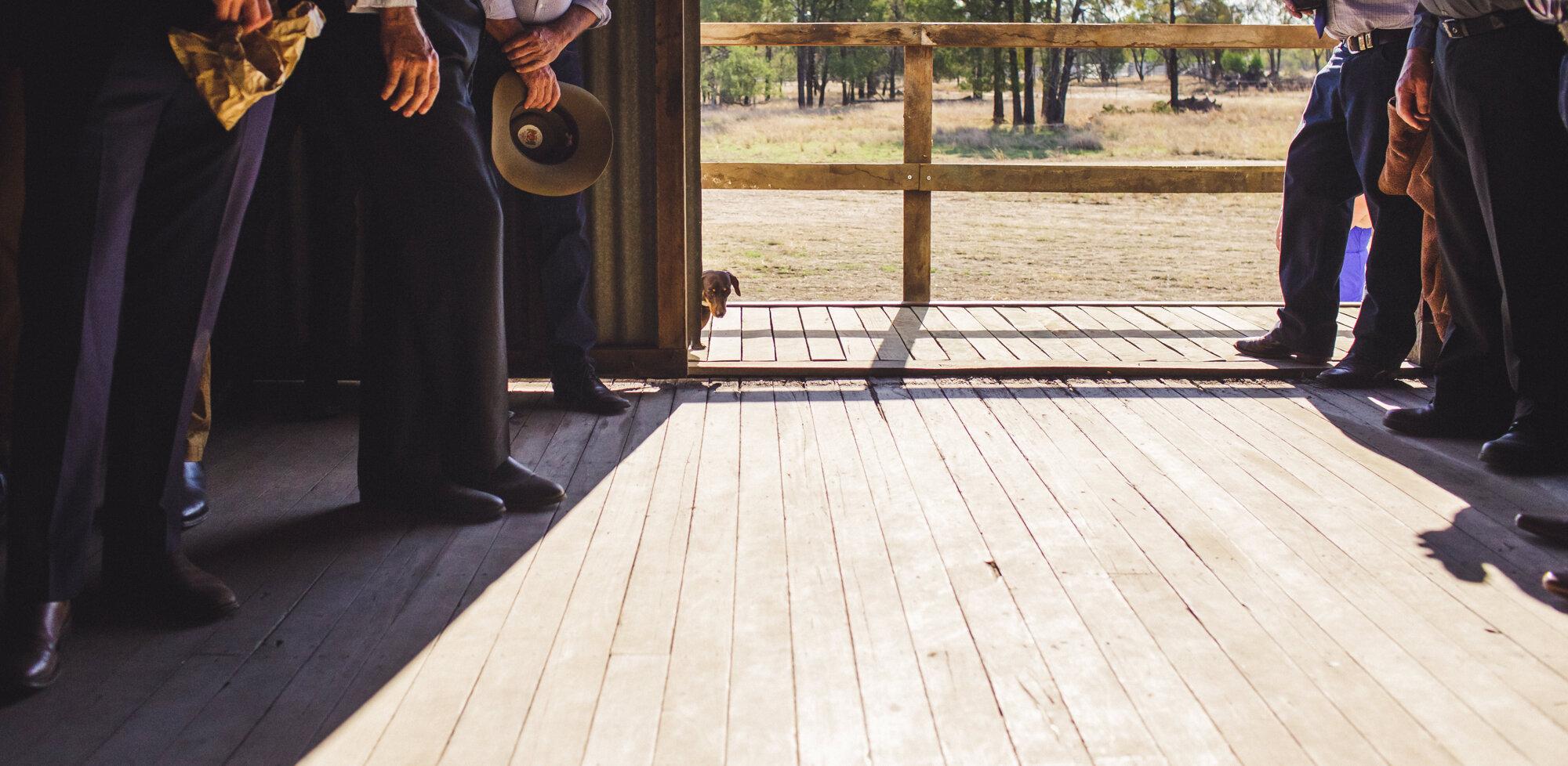 Barn Wedding Brisbane