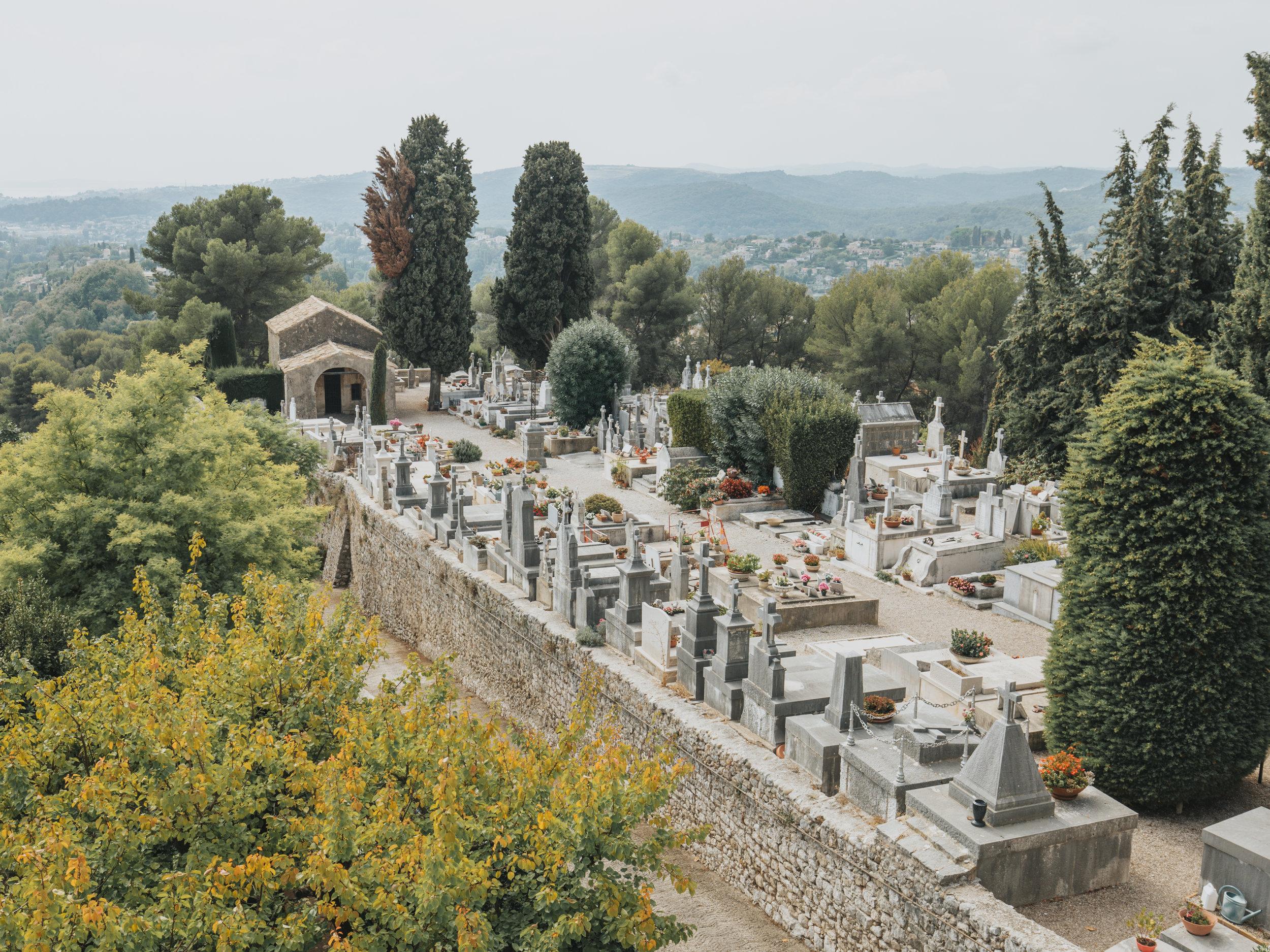 Cemetary: Les Martyrs de Gordes