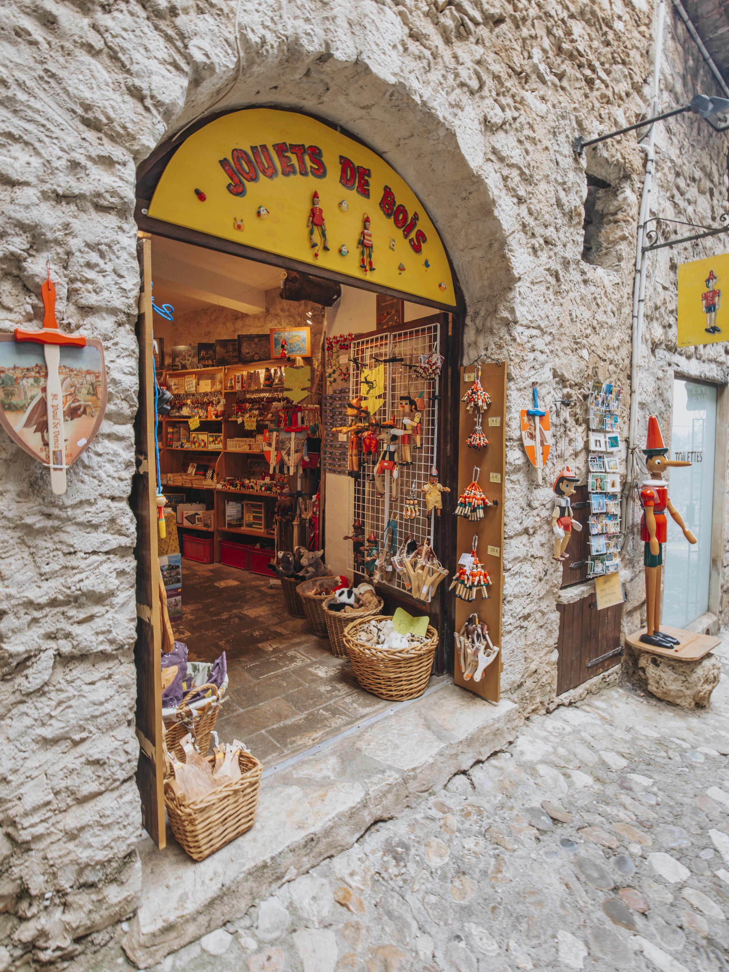 Jouets de Bois - Toy Store