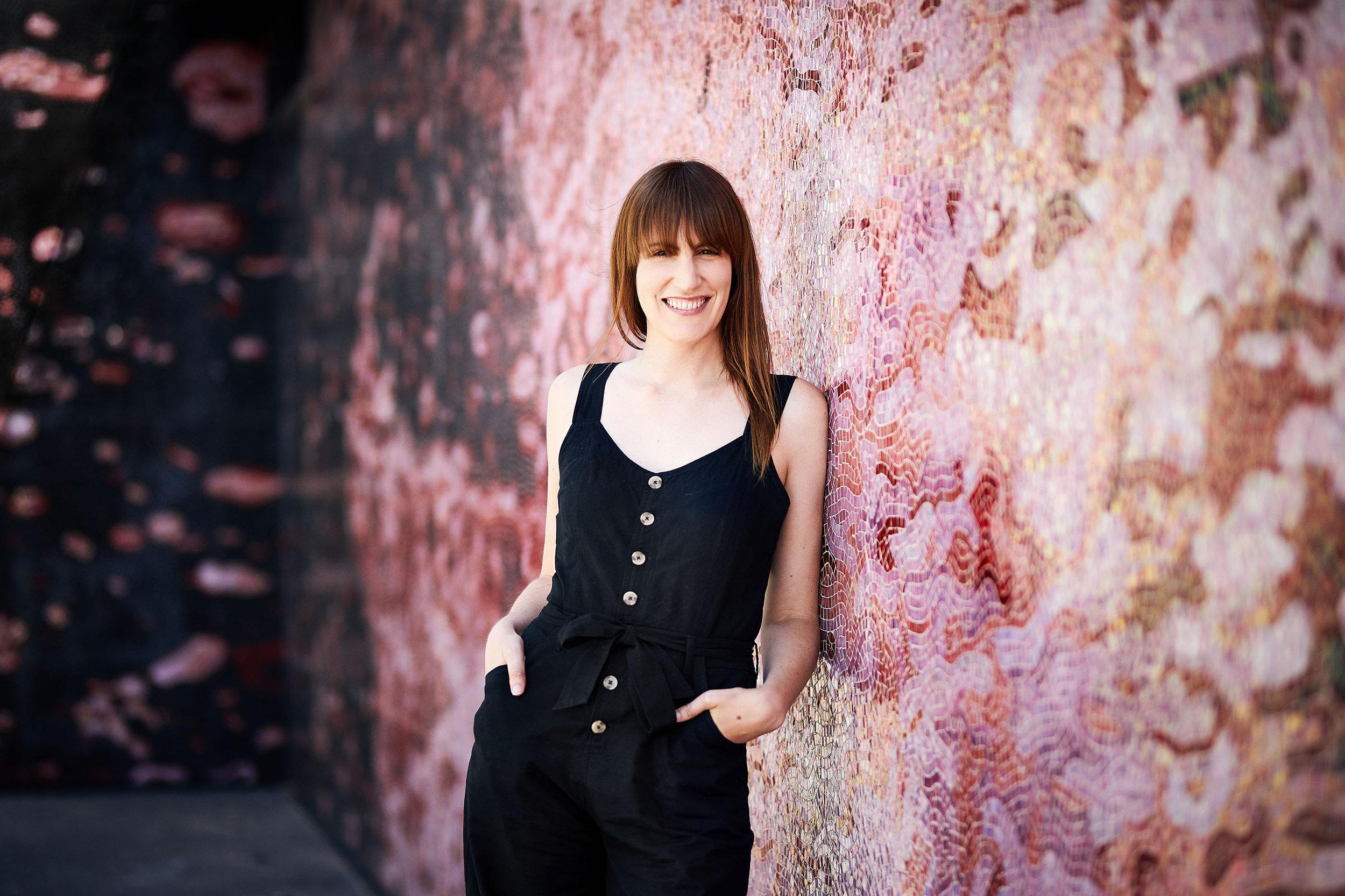 Adriana Begovich, photo by Penny Lane
