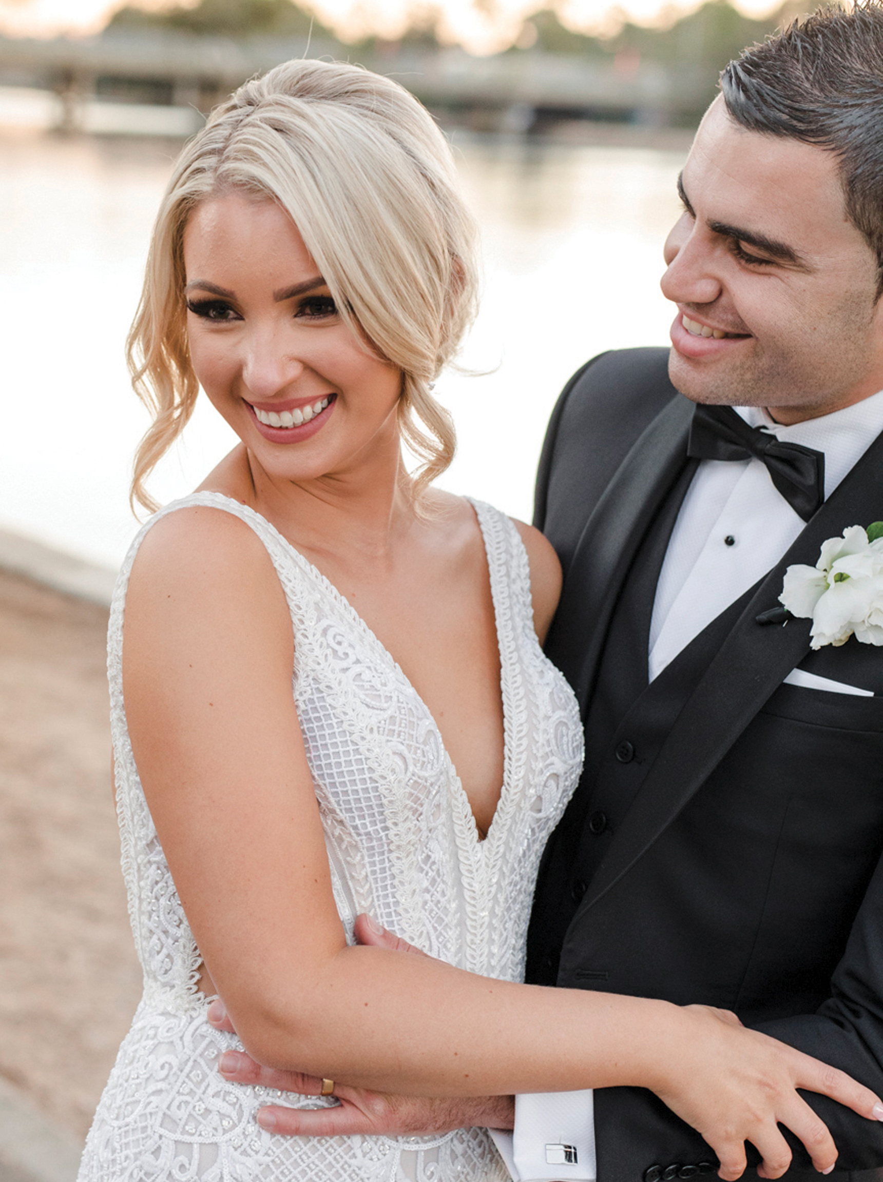 On behalf of Craig and myself, we would like to say thank you for everything you and your team did for me and Craig. We both appreciate it so much. You all were so professional and just so easy to work with .   Samantha & Craig