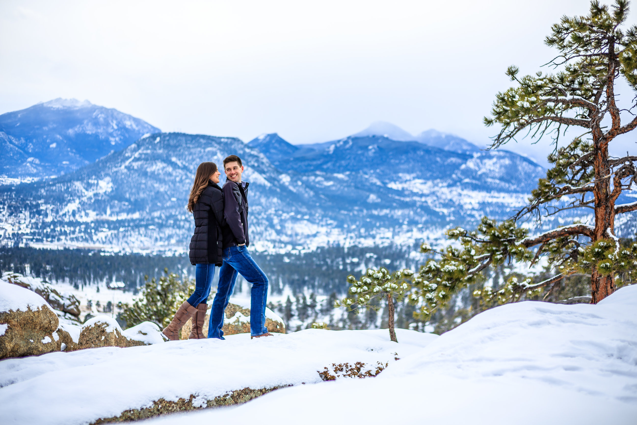 Desiree & Patrick - Estes Park, CO