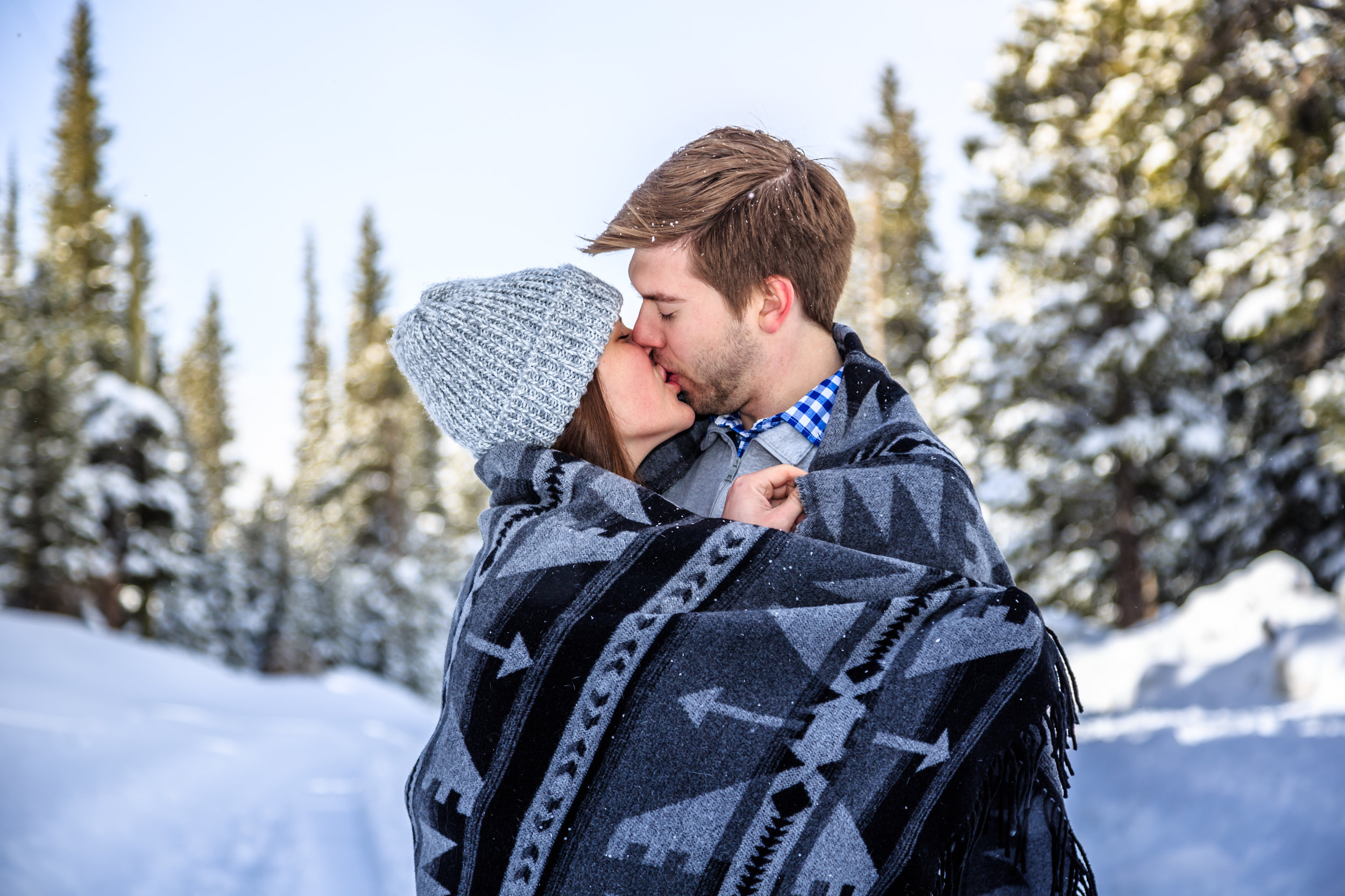 Courtney & Ethan - St. Mary's Alice, CO