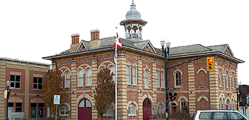 Theatre Orangeville Opera House