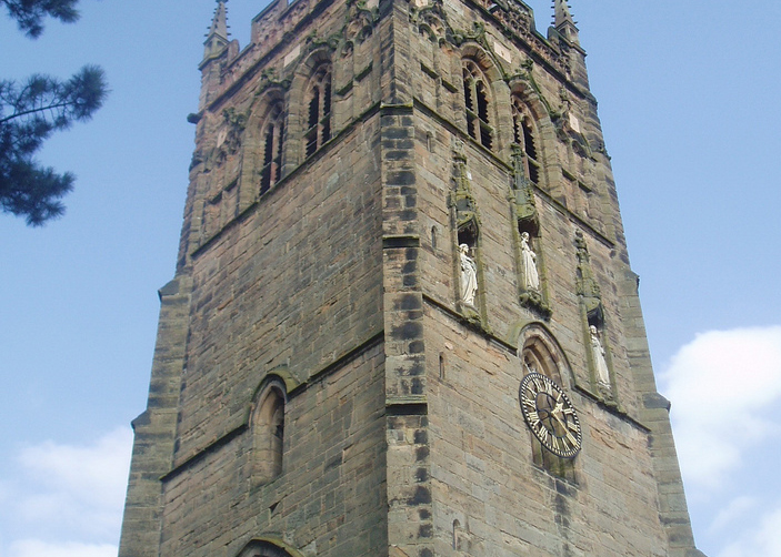 St. Nicolas Church Tower