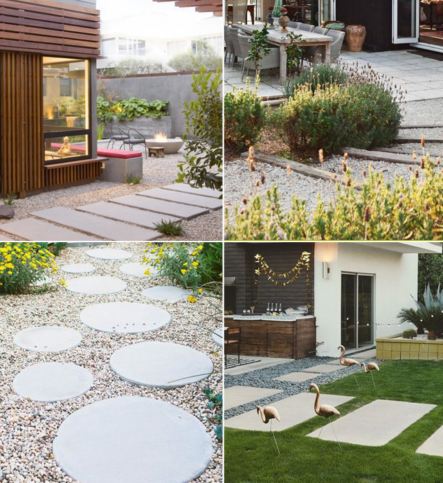 Backyard Paving Inspiration