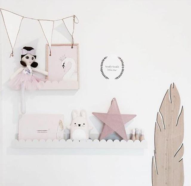 Lilo Girls Pink Room