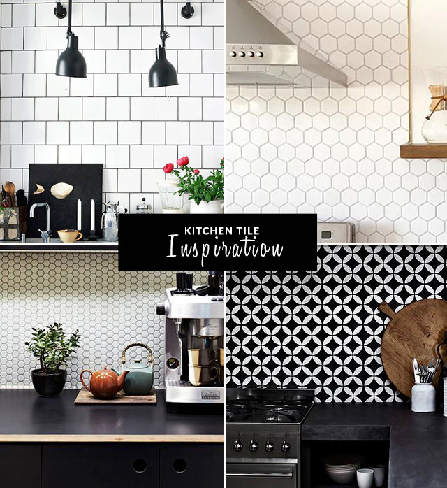 Girl in the Pjs Kitchen Tile Inspiration
