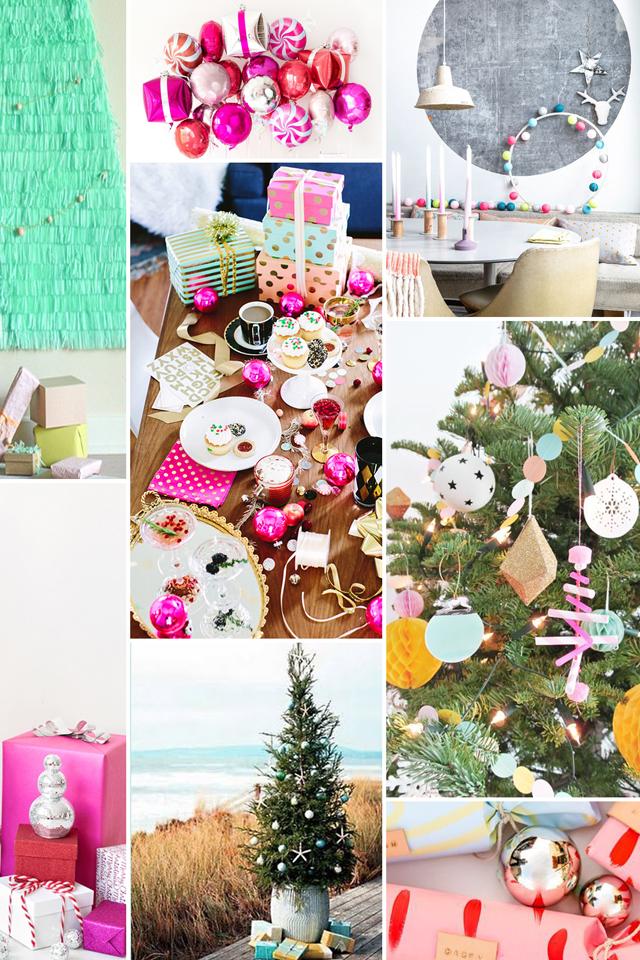 Girl in the Pjs Christmas Giving
