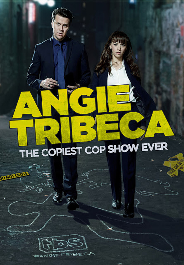 Girl in the Pjs TV Review Angie Tribeca