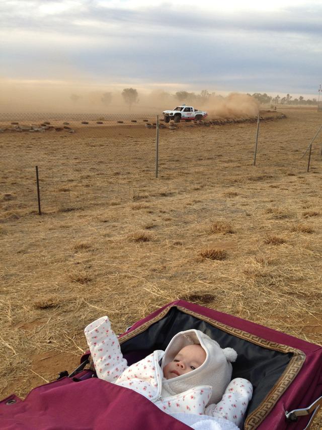 Finke Desert Race 2012