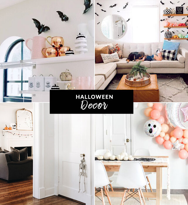 Girl in the Pjs Halloween Home Decor