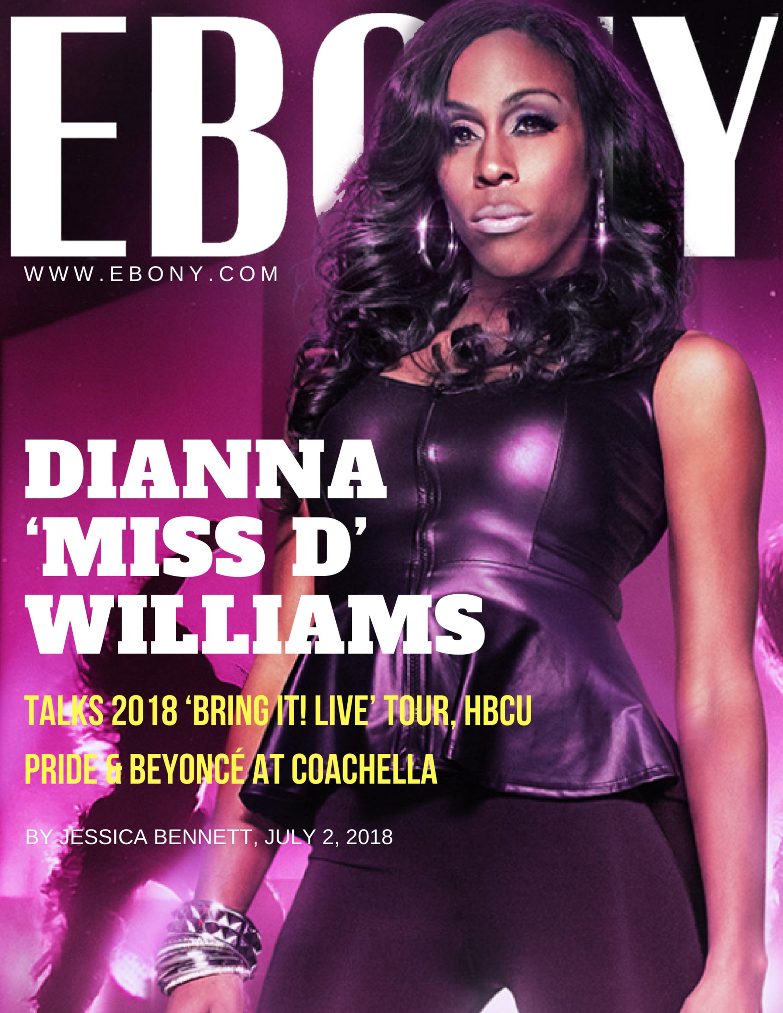 Ebony Magazine