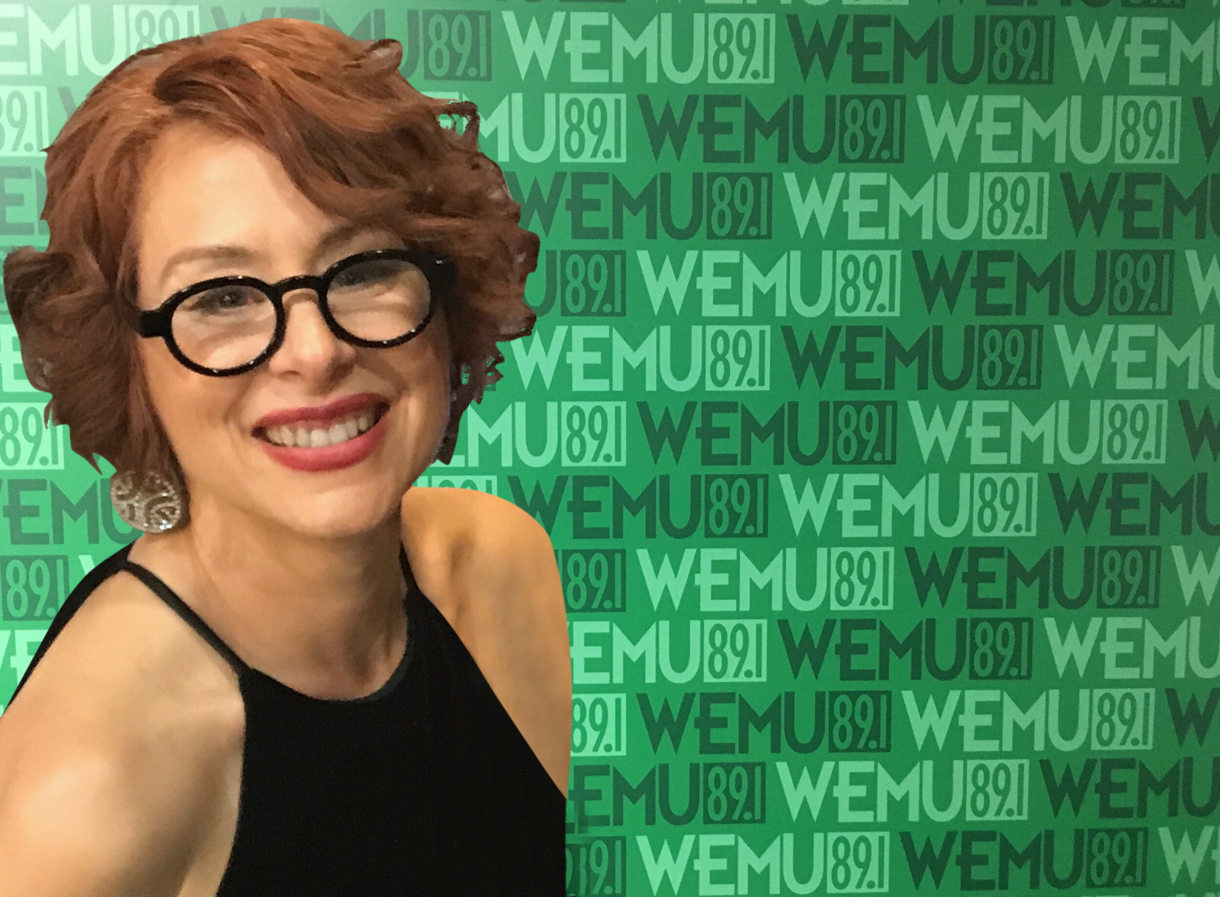 Click on the picture to listen to Dr. Melissa Peet's interview on WEMU