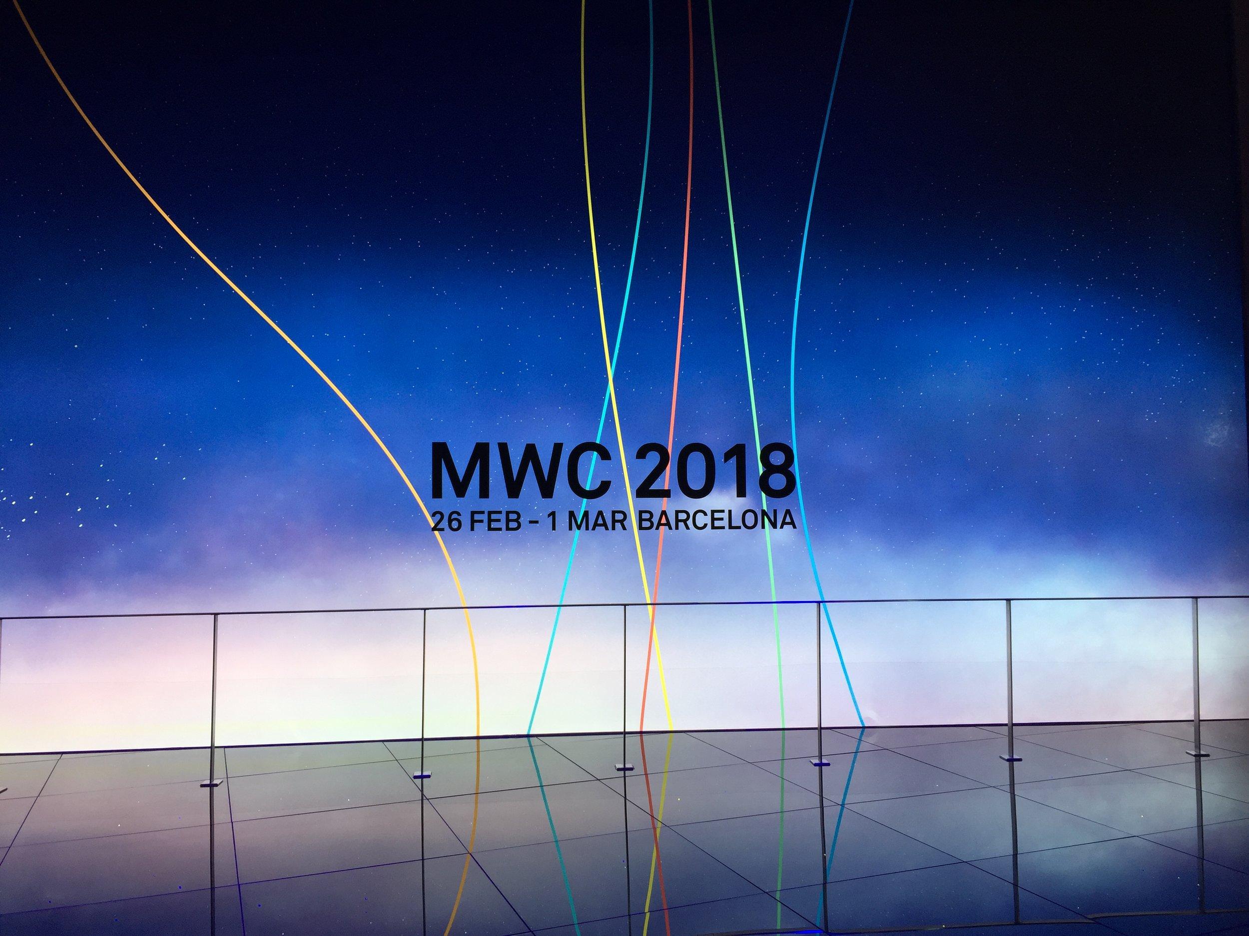 World Mobile Congress 2018