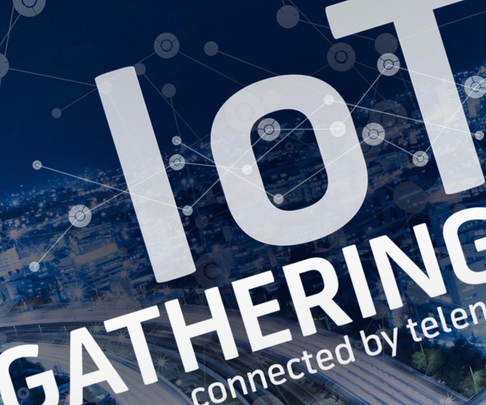 IoT gathering 2019 - IoT, eller tingenes internett, gir fantastiske muligheter på tvers av bransjer. Fokuset vil være IoT og ved å treffe aktører som har tatt teknologien i bruk vil du få innblikk i hvilke spennende muligheter IoT gir.