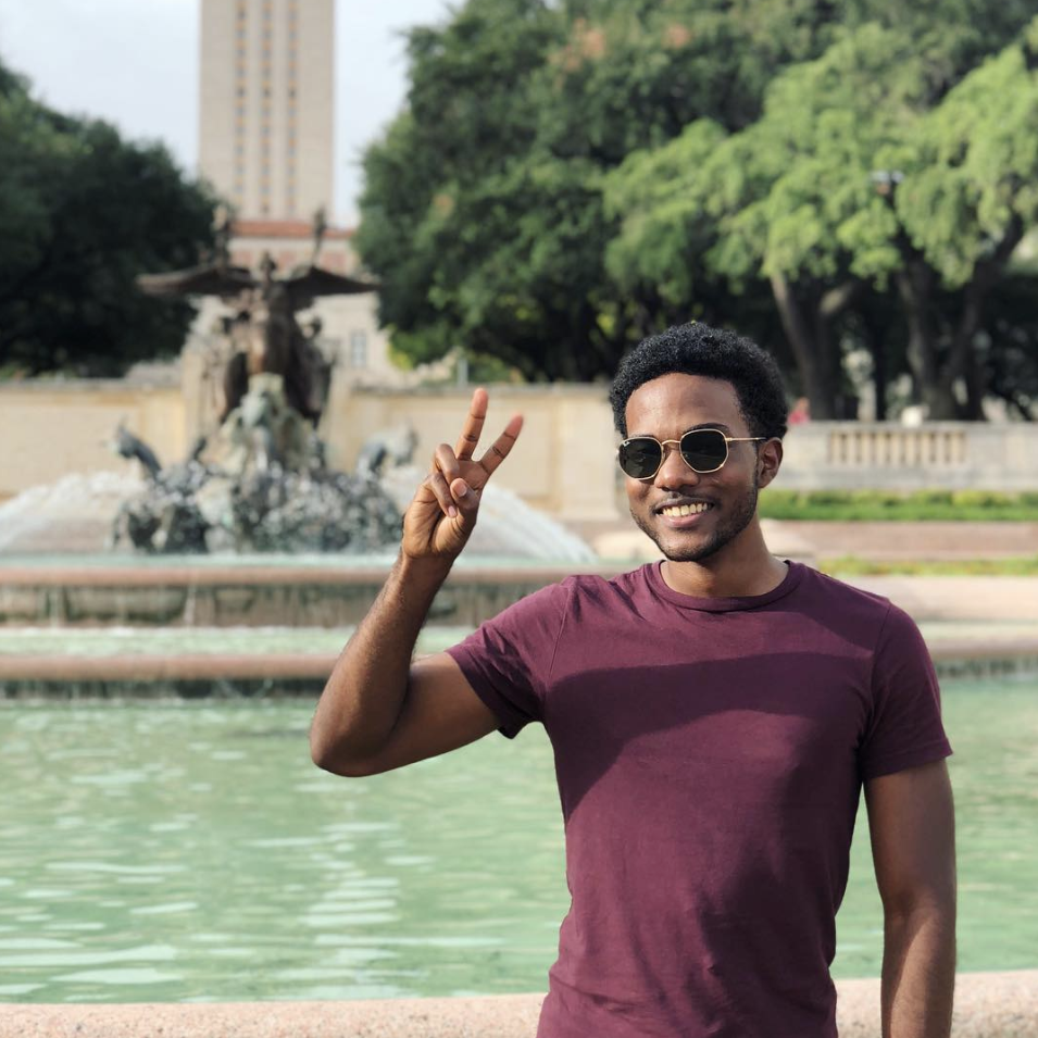 Jordan Palmer  (@callmepalmtree)   Joined Spring 2019   Digital marketer and former Strategy Consulting Intern at PwC Strategy&