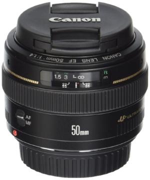 Canon 50mm DSLR Lens, $400