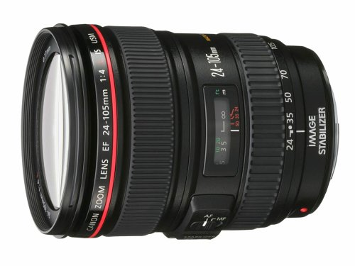 My most used lens, the Canon 24-105 f/4L IS USM Lens, goes for around $679