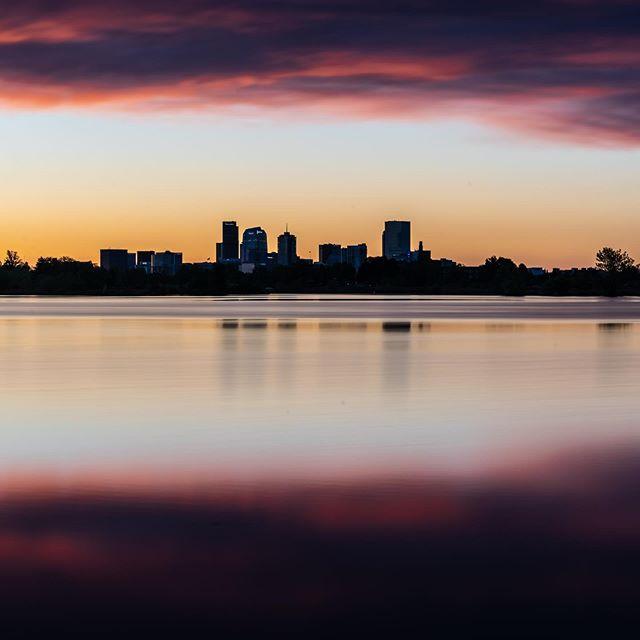 Denver framed.