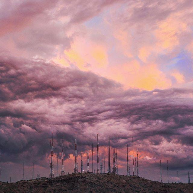 Summer storms. #pheonixarizona