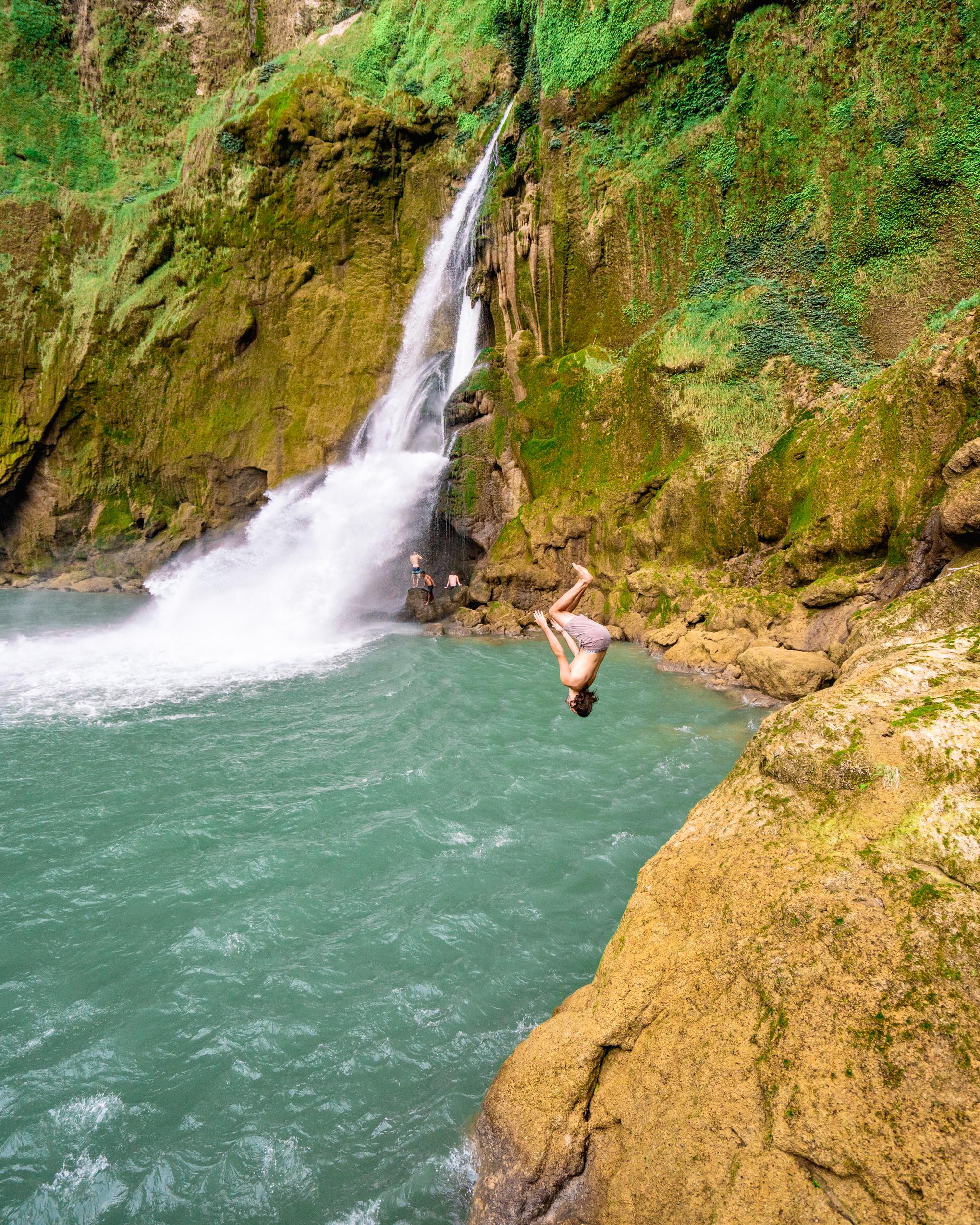 Matayangu Waterfalls
