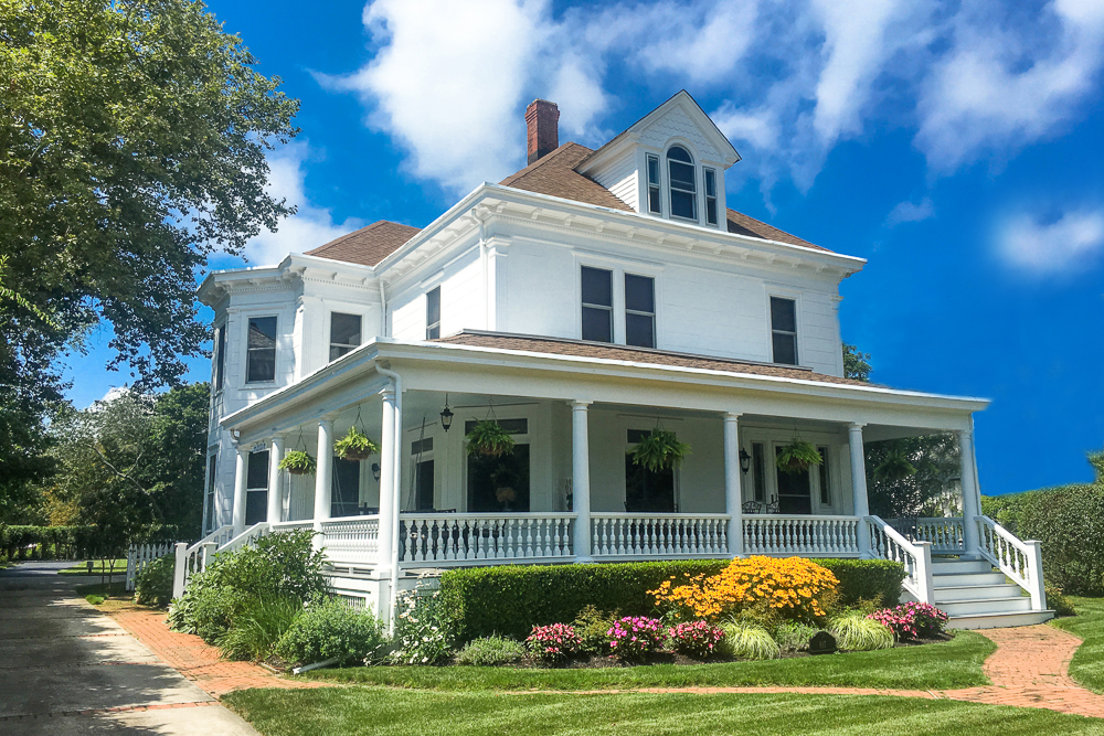 FORDHAM HOUSE -