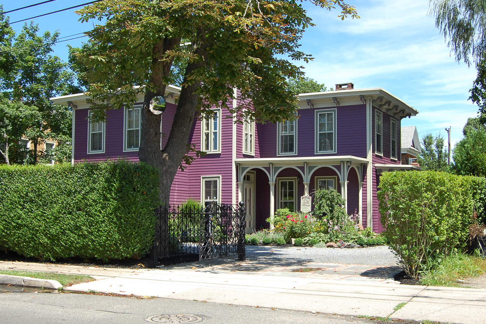 Wells house -