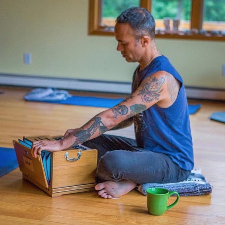 DANIEL CORDUA - Owner, Palo Santo Wellness BoutiqueBhakti and Bhagavad Gita Study