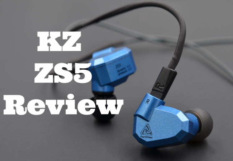 Review of the KZ ZS5 Earphones - Budget earbuds with good sound.