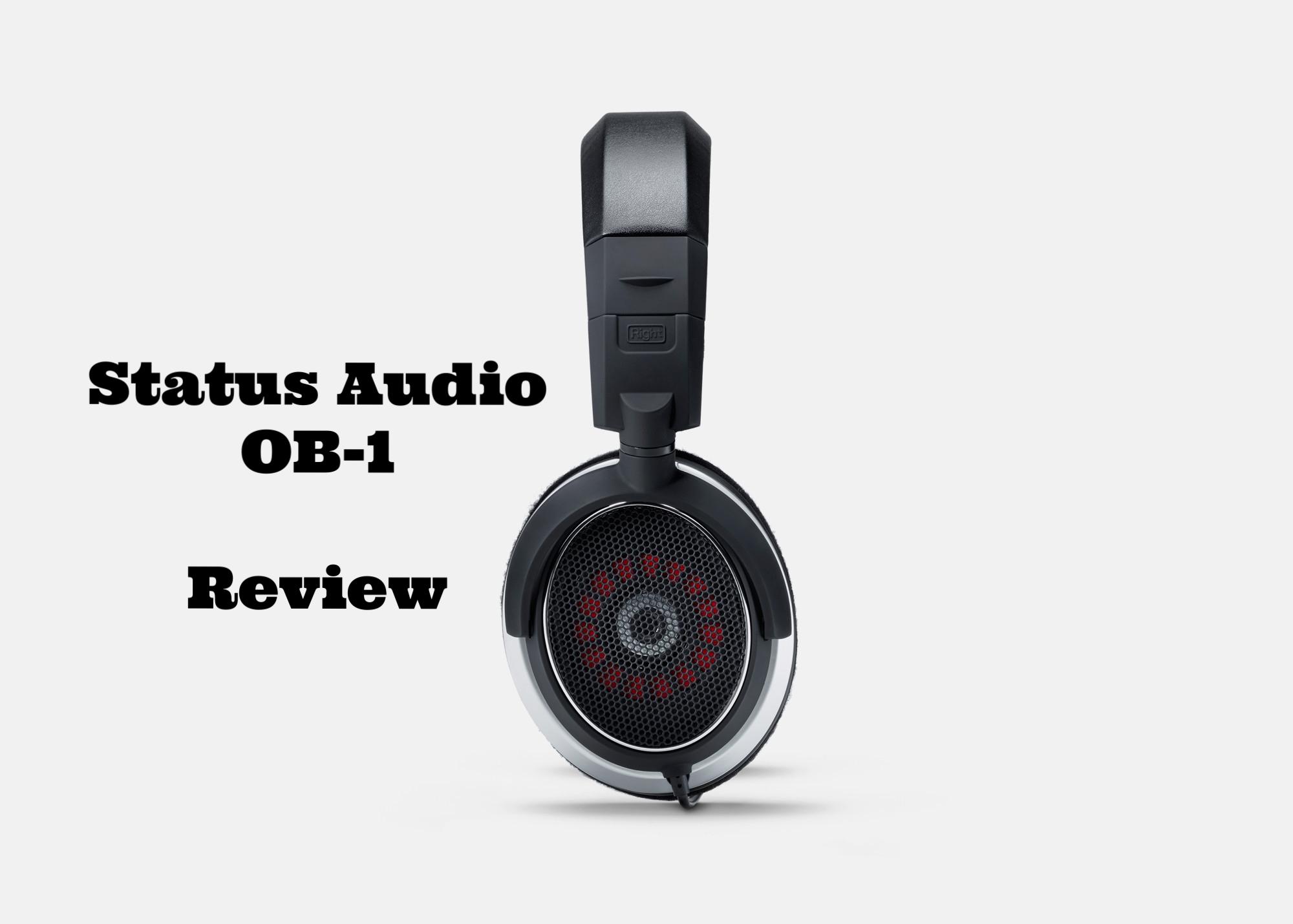 Status Audio OB-1 Review