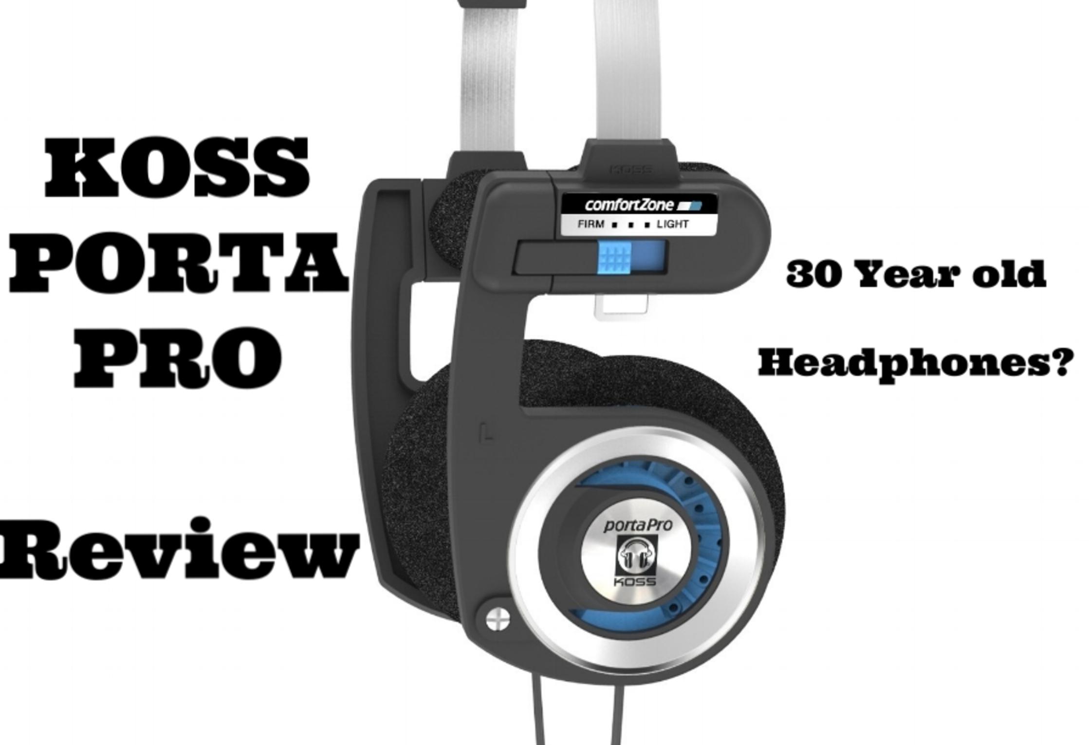 Koss Porta Pro: Review