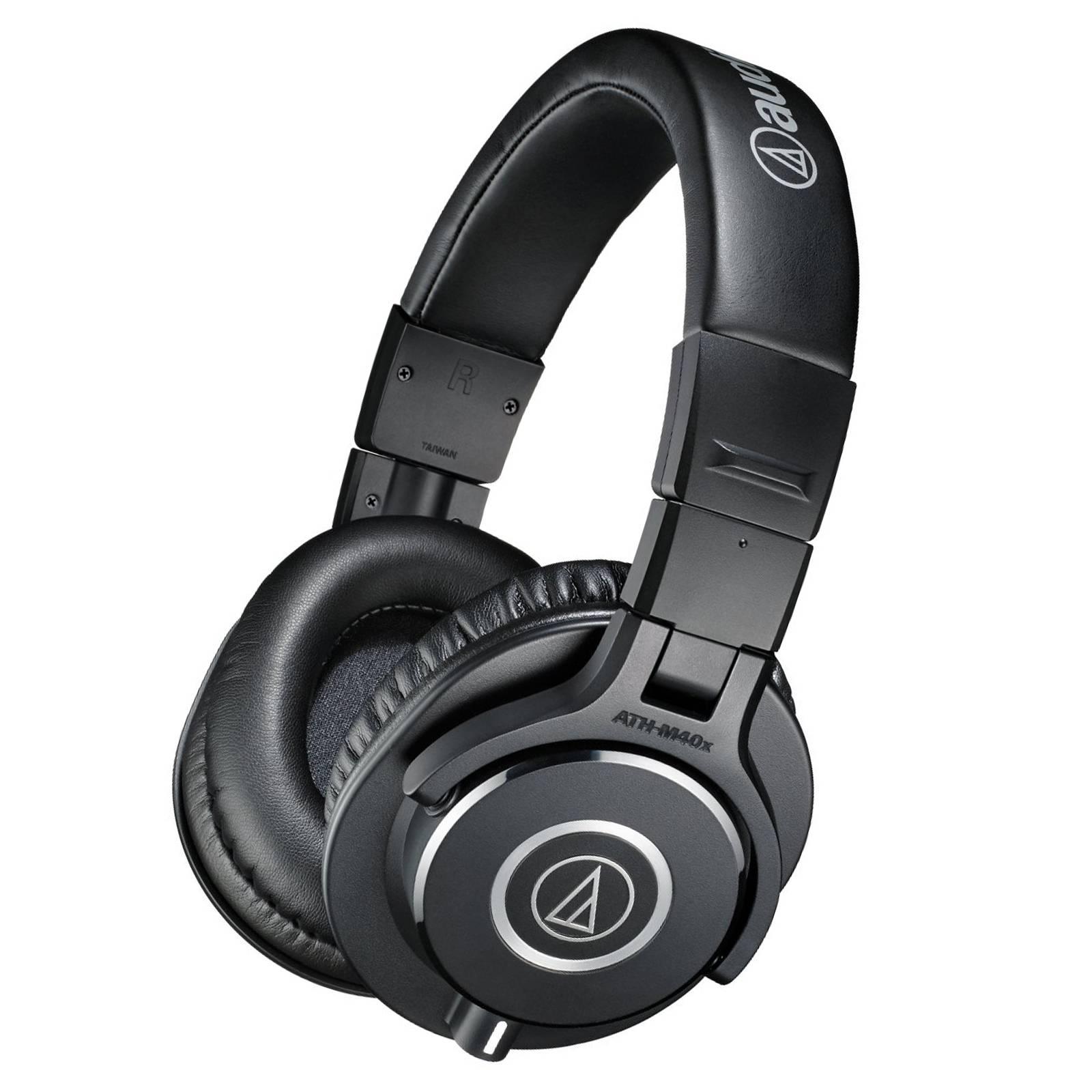Audio Technica M40x Review: Headphones