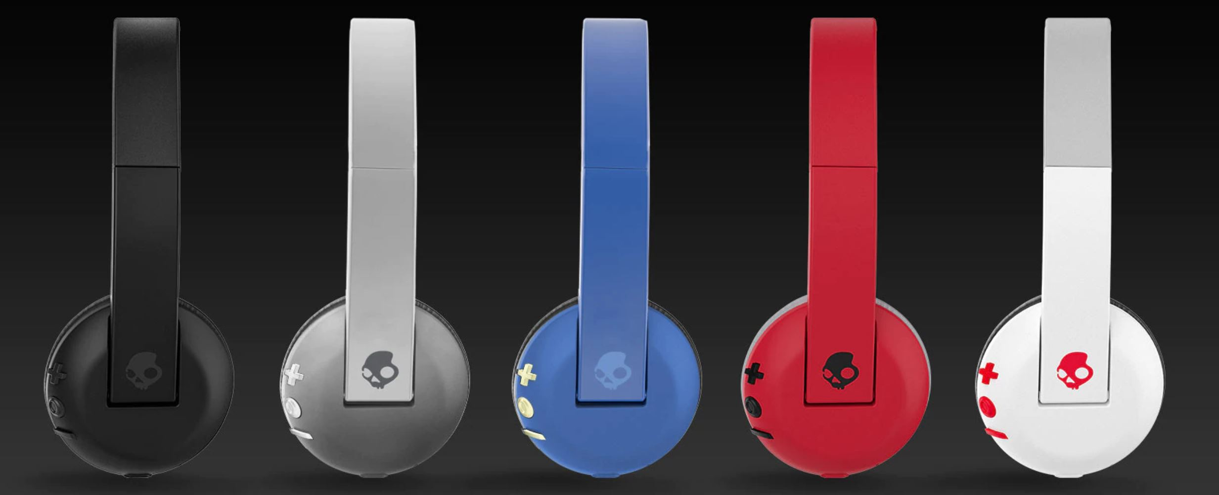 Skullcandy Uproar review - Bluetooth portable headphones in a range of colors.