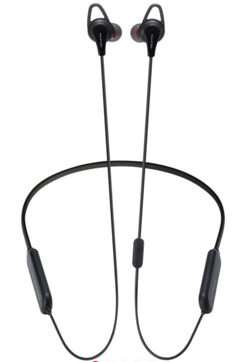 Phaiton curve bt 120 nc earbuds