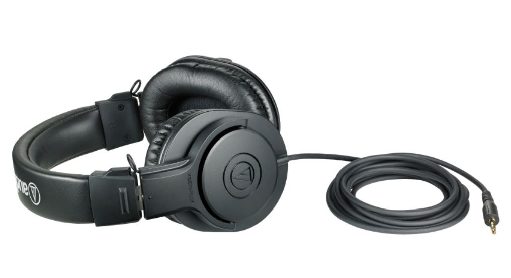 Audio Technica M20x Headphones reviewed.