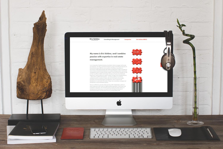Mockup Illustration Real Estate Management - Elisabeth Deim