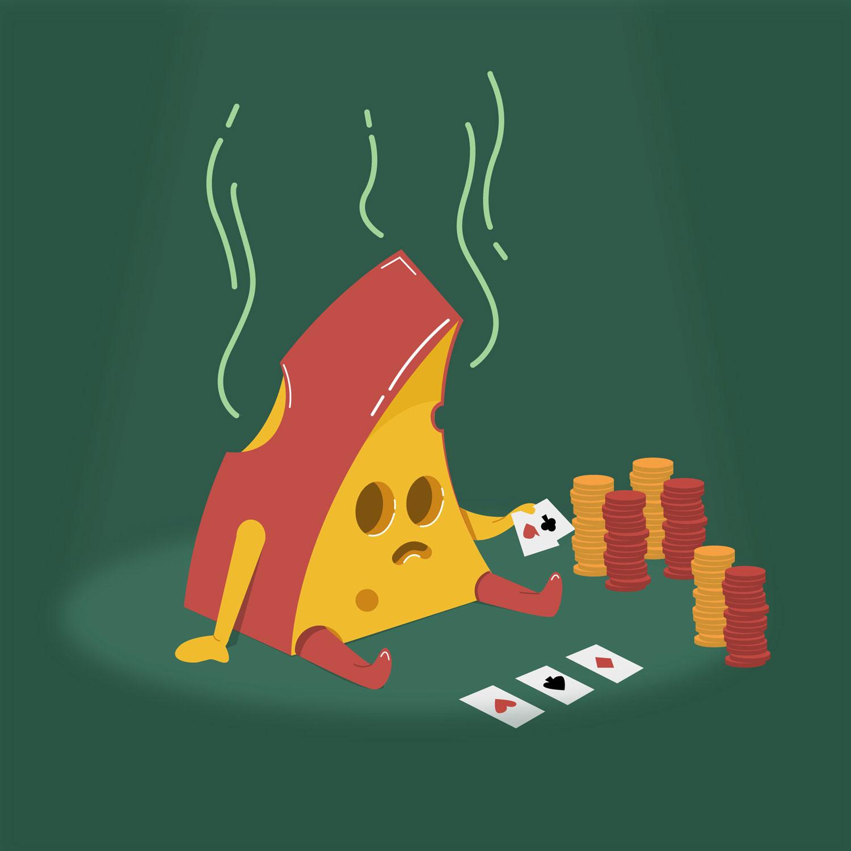 02 - Gambler - Character Design von Elisabeth Deim