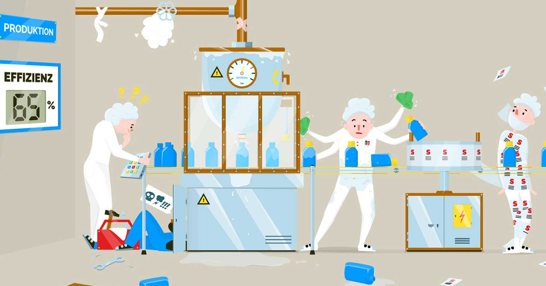 Illustrationen von Elisabeth Deim - Coaching für Mitarbeiter