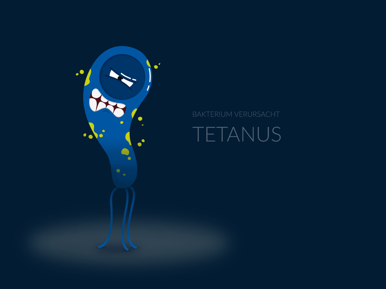 Character Design - Testanus-Virus- Elisabeth Deim