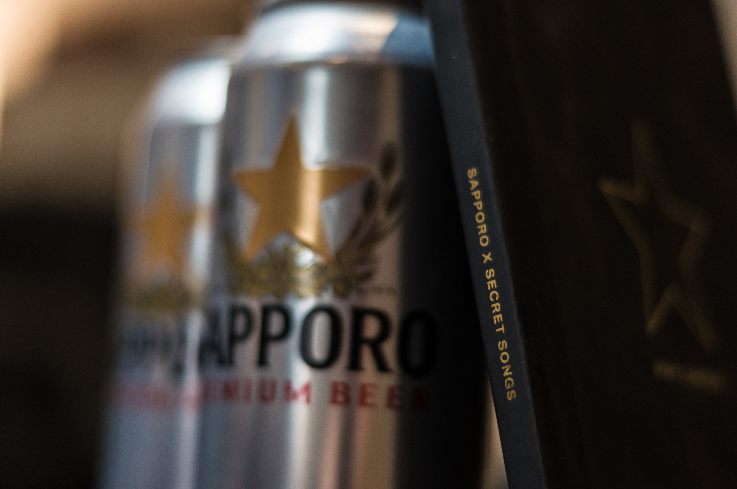 Sapporo x Secret Songs - Digital Content Collaboration with Ryan Hemsworth