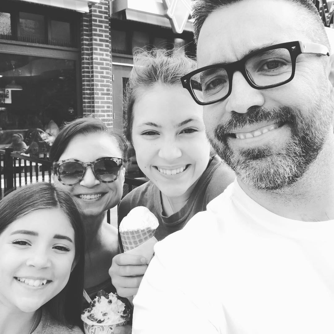 We love ice cream. Especially Roxy's.