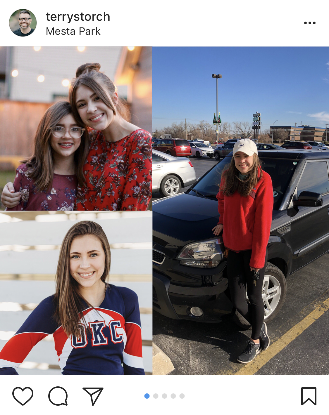 Sweet 16  - Reia turned 16 this year and bought her first car with cash money! I don't have the words to express how proud I am not only of her and her accomplishments but more importantly her growth and development. Reia is a young lady who follows Jesus in a wonderful way.