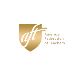 American Federation of Teachers Logo Asana Creative Strategy Washington DC.png