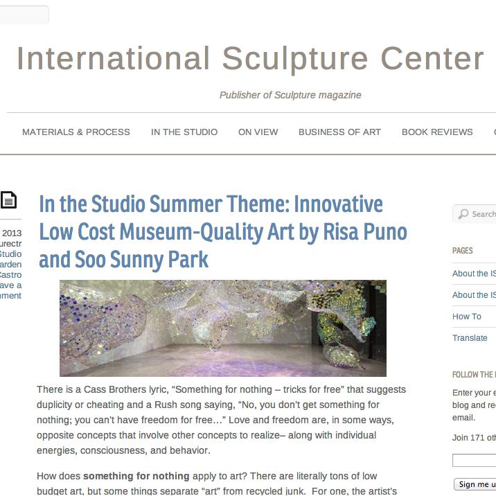 ISC blog screenshot