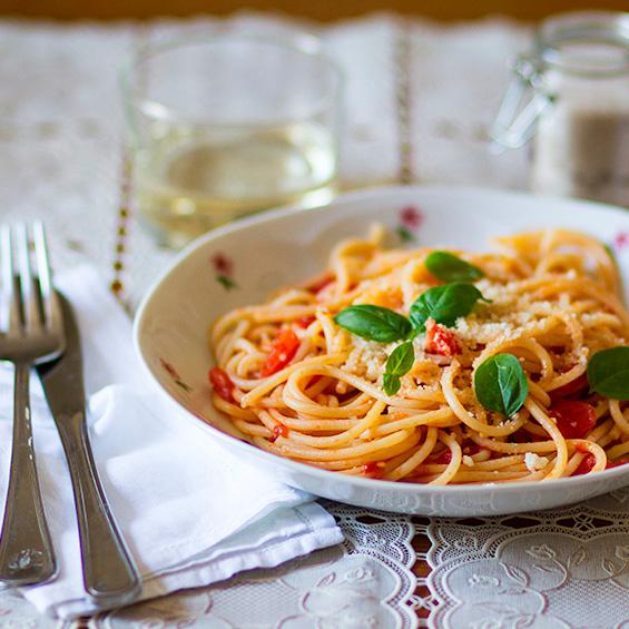 Cocina italiana -