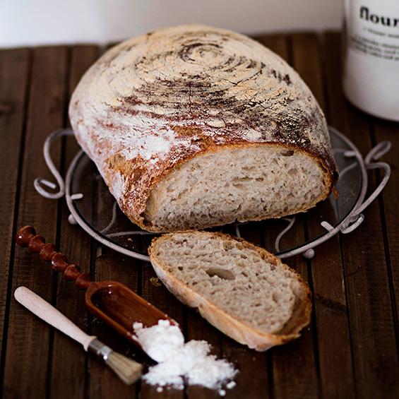 Pan y productos de horno -