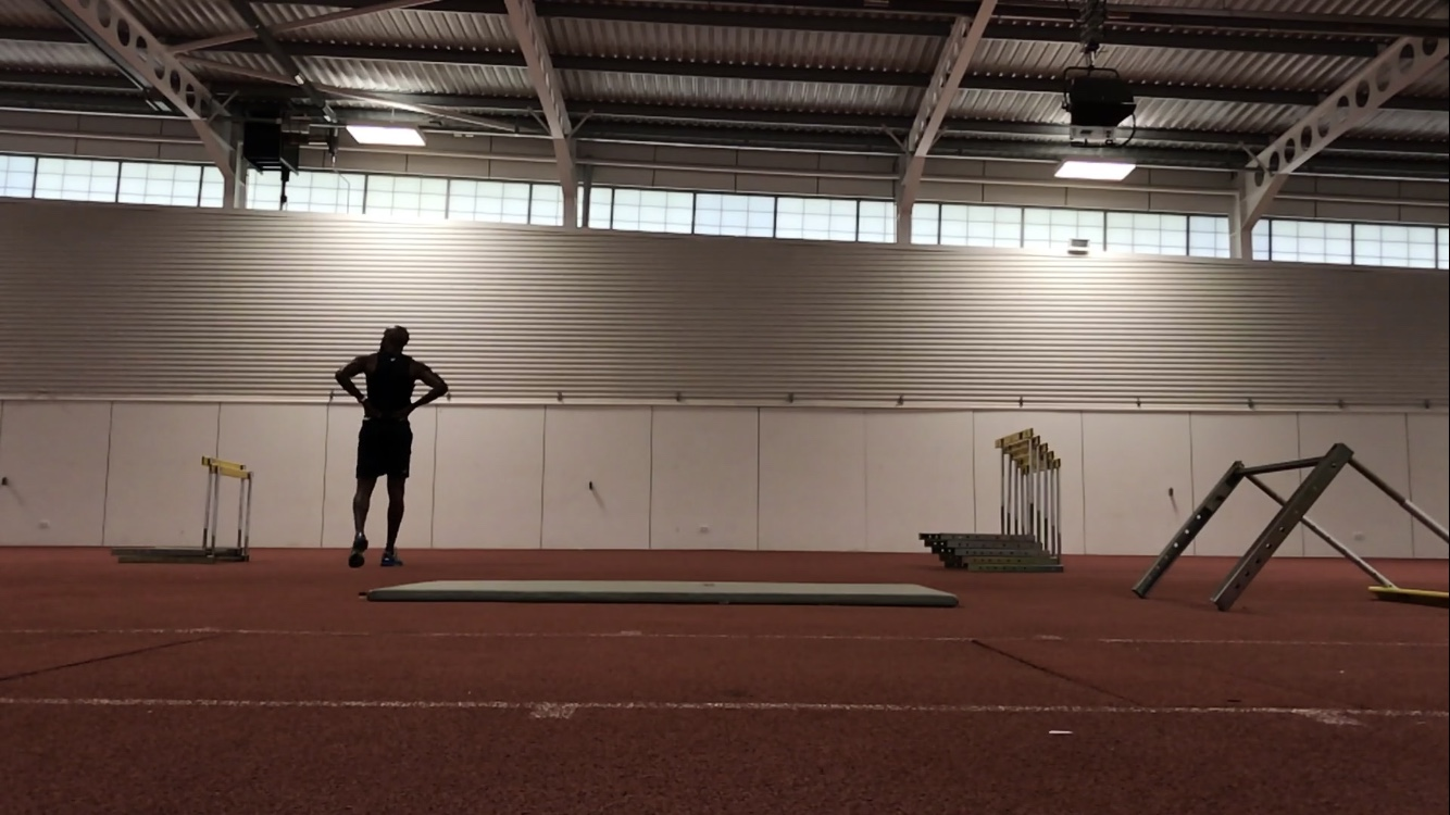 Nathan's Knowledge  - Former Captain of Team GB athletics and two time Olympic Triple Jumper, Nathan Douglas, shares his routine that allows his knees to handle forces of 22x his own body weight during competition.