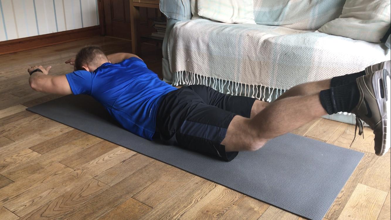 Intermediate Workout -